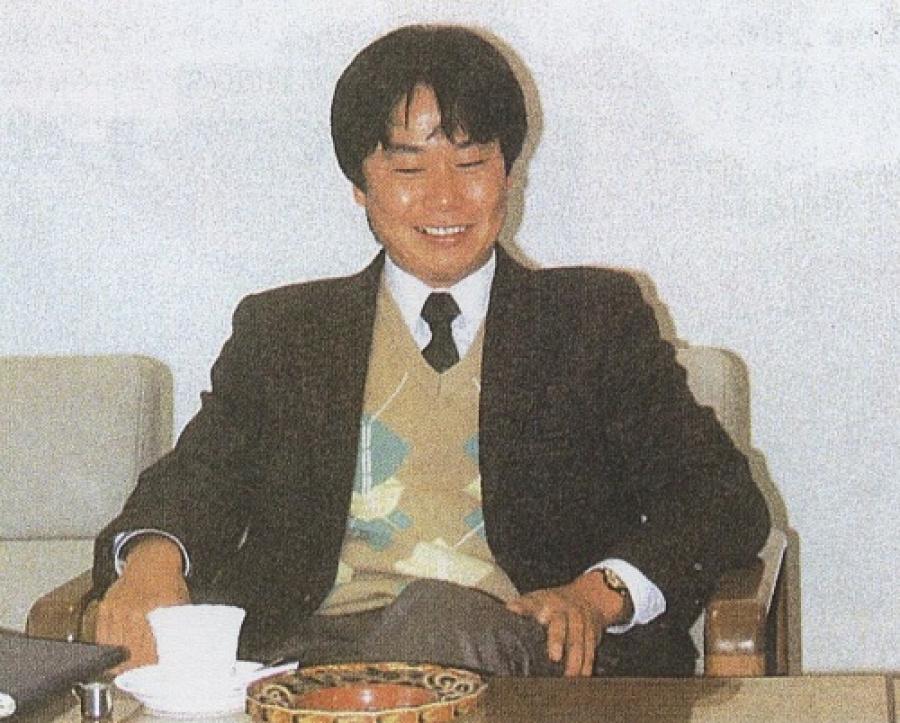 Miyamoto, back in the day