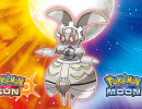 Here's the Magearna Pokémon Sun and Moon QR Code for North America