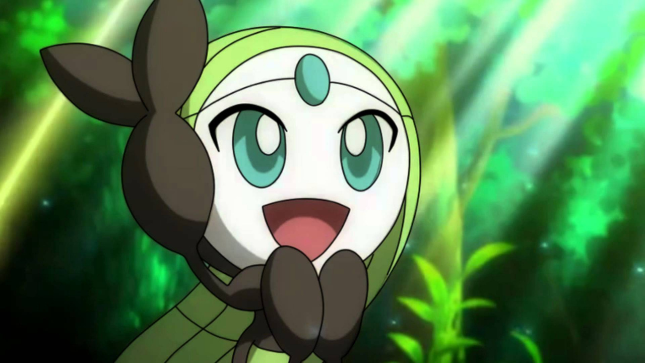 Meloetta Is Now Being Distributed To The Gen 6 Pok 233 Mon Games Nintendo Life