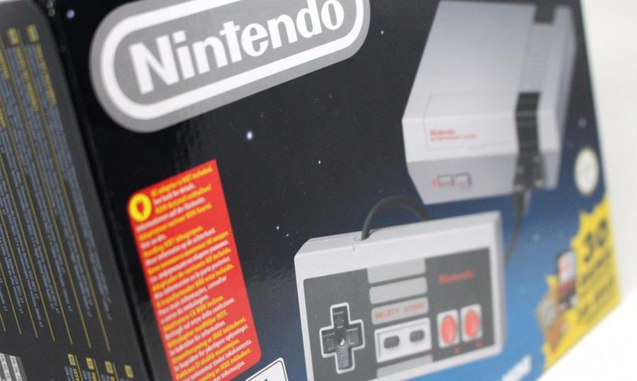 FUN FACT: The original NES didn't arrive in Australia until 1987.