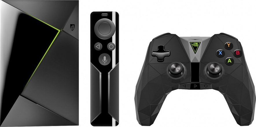 The console, remote and new-look pad