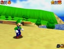 Random: A Glimpse of the Days When a Super Mario 64 Tease Tormented Luigi Fans