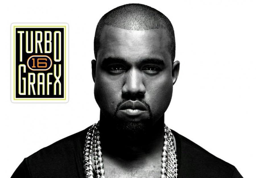 Kanye Turbo Grafx 16