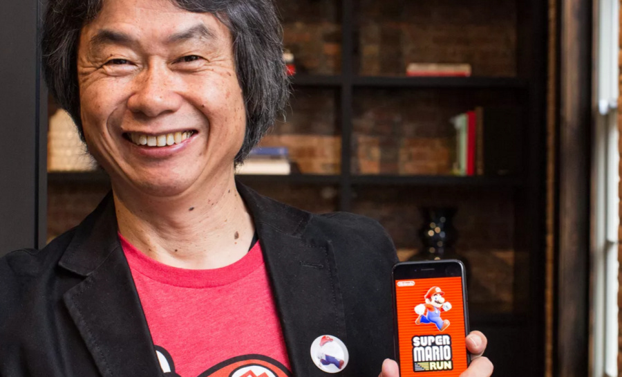 "FUN FACT: Miyamoto's role at Nintendo between the years of 1977 and 1984 was simply ""designer""."