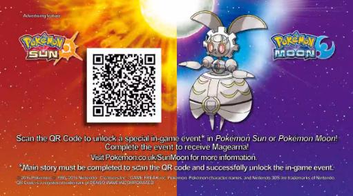 pokemon qr codes for pokemon sun and moon