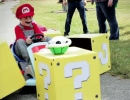 Video: These Kids Might Be The Luckiest Mario Kart Fans In The World