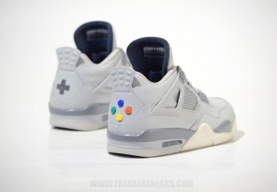 SNES Shoes