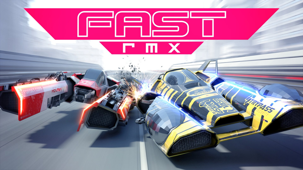 Fast RMX | Nintendo Switch - Cover