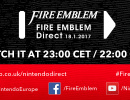 Reminder: A Fire Emblem Nintendo Direct is Coming on 18th January