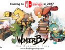 Wonder Boy: The Dragon's Trap Confirmed For Nintendo Switch Release This Year