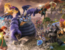 Dragon Quest Heroes I | II Download on Nintendo Switch Will Definitely Need a Micro SD Card