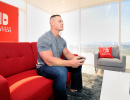 John Cena Is 'Floored' By The Technology In The Nintendo Switch