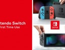 Nintendo Releases Official Switch 'First Time Use' Guide Video