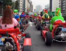 Nintendo Throws a Blue Shell at Real Life Mario Kart