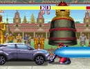 Random: Here's What Happens When A Toyota Takes On Street Fighter Baddie M. Bison