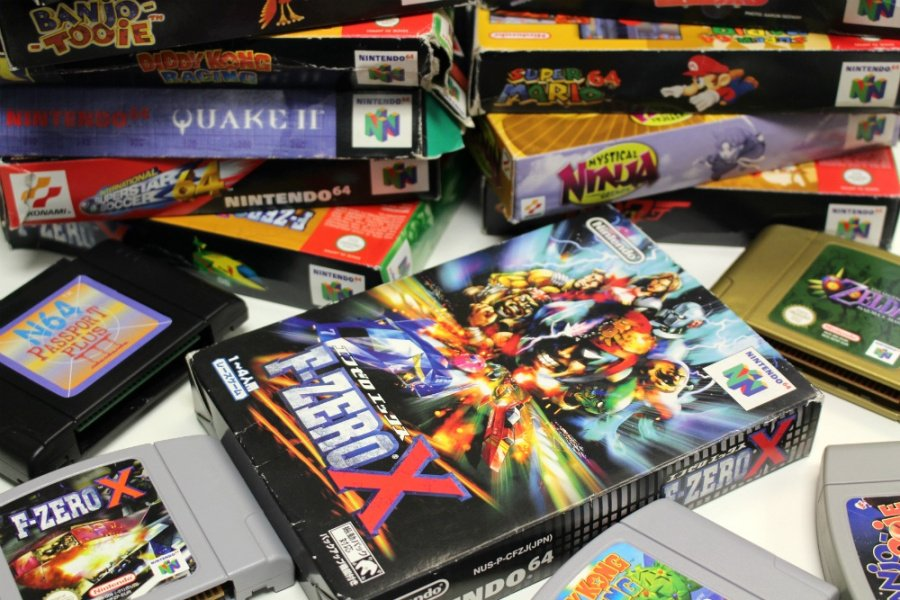 Nintendo stuck with carts for its N64 console, much to the annoyance of publishers and developers - but should we now be thankful?