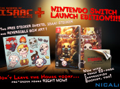 Article: The Binding of Isaac: Afterbirth+ Misses Switch Launch Day, But Retail Release Adds Instruction Booklet