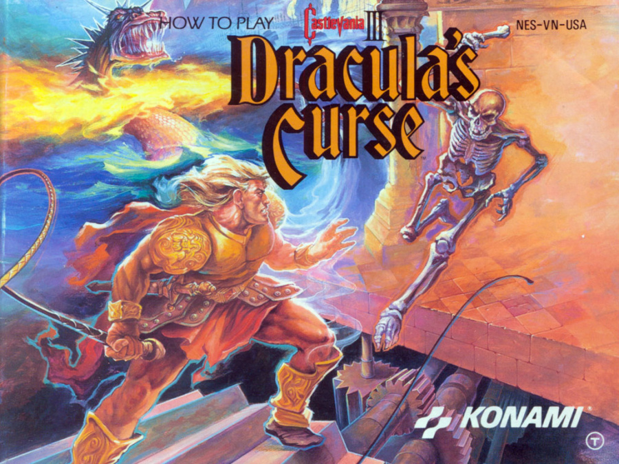 Castelvania III: Dracula's Curse