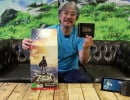 Video: Watch Eiji Aonuma Unbox The Legend of Zelda: Breath Of The Wild Limited Edition