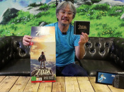 Article: Video: Watch Eiji Aonuma Unbox The Legend of Zelda: Breath Of The Wild Limited Edition