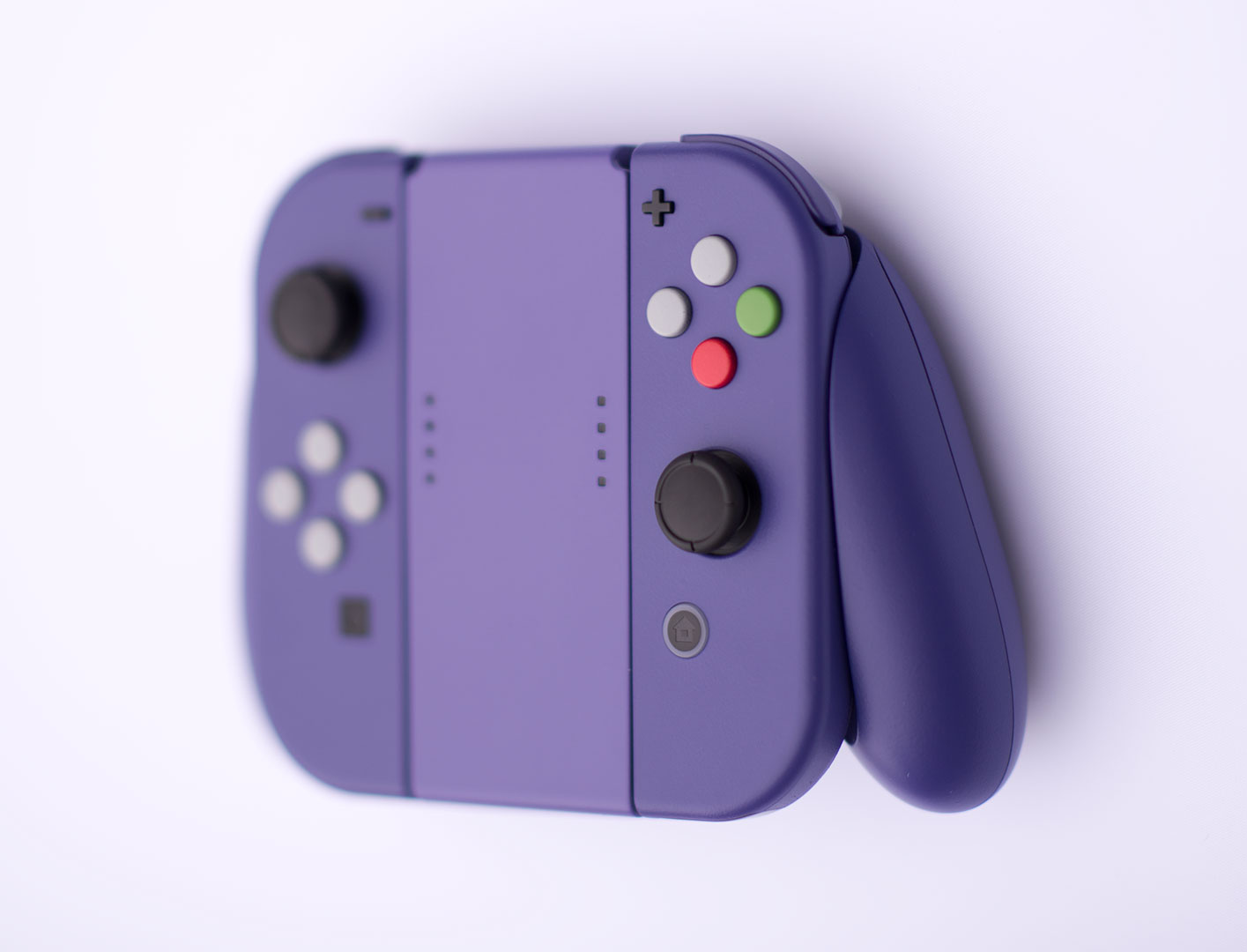 Behold The Majesty Of Gamecube Styled Nintendo Switch Joy Con Controller Wiring Diagram Right Stick Its Looking Likely That Will Be One New Systems Added When Gets Around To Unveiling All Virtual Console Service For