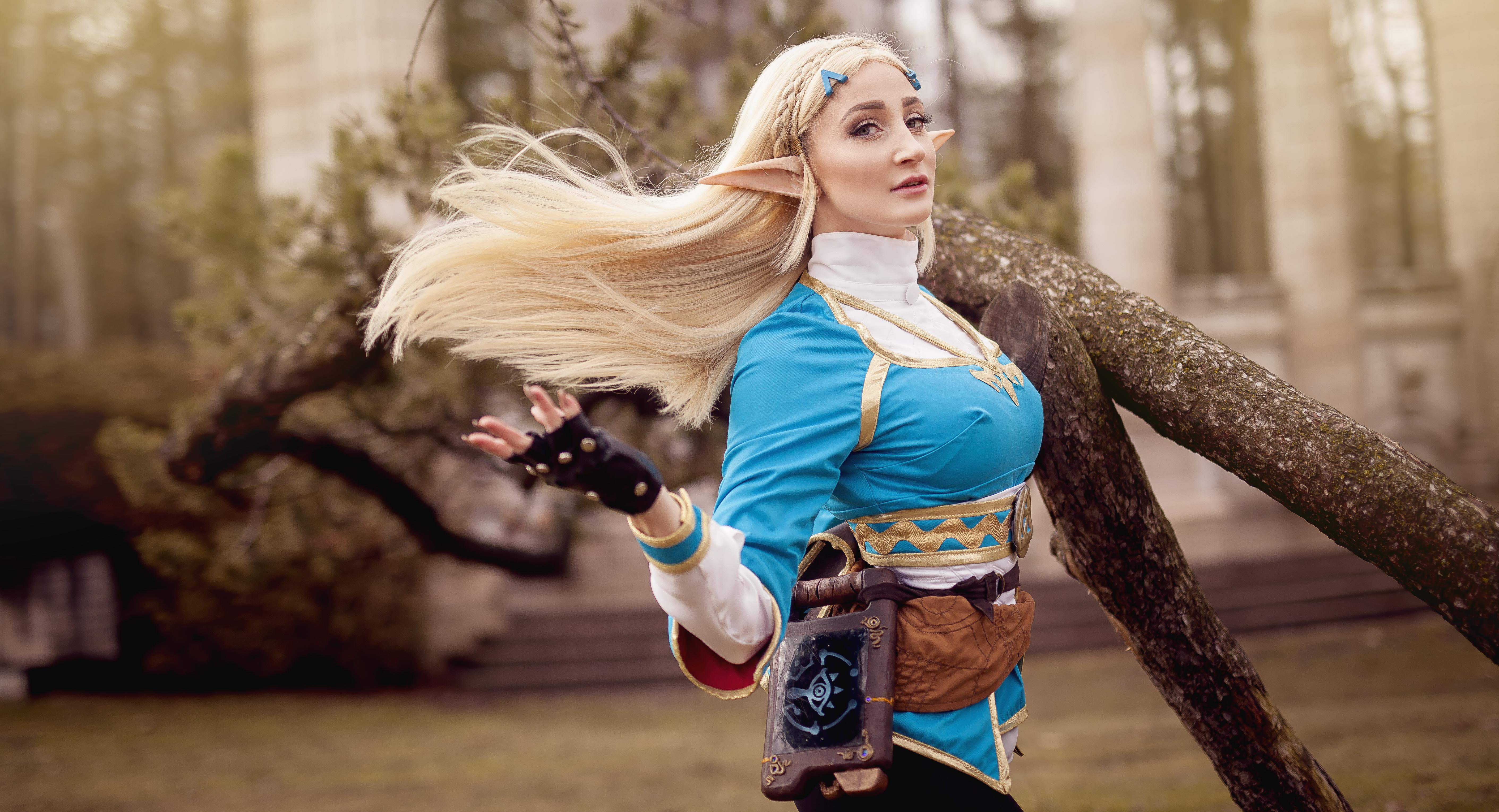 Gallery: Behold This Amazing Zelda: Breath Of The Wild