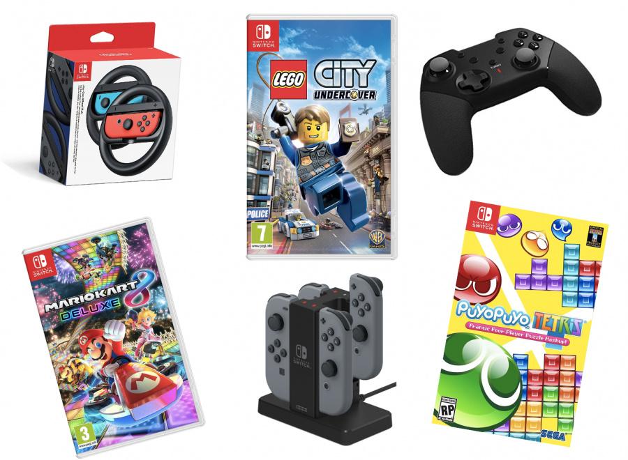 Nintendo Switch Preorders