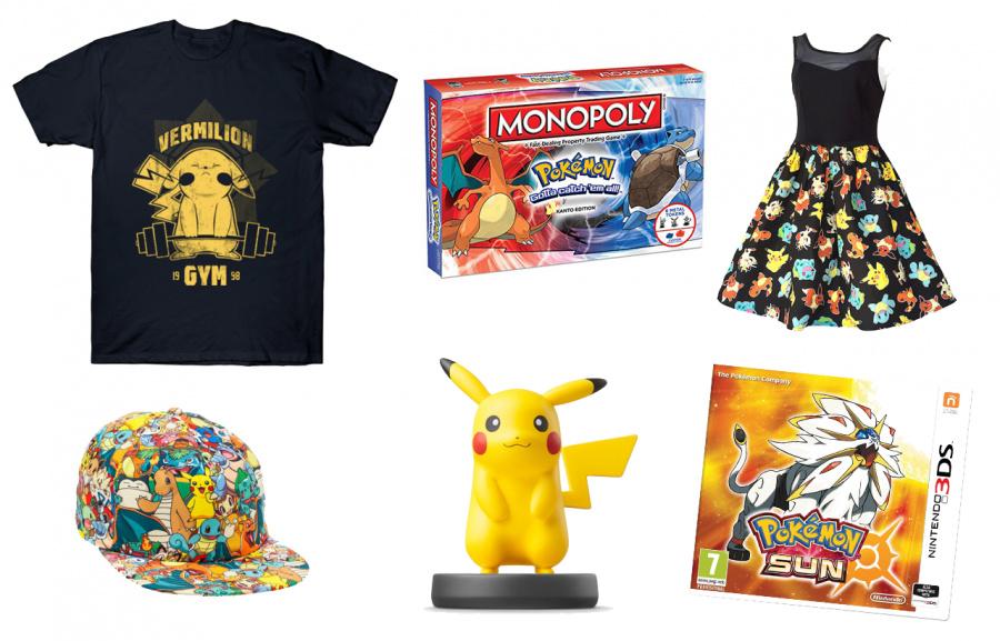 Deals: Pokmon Merchandise
