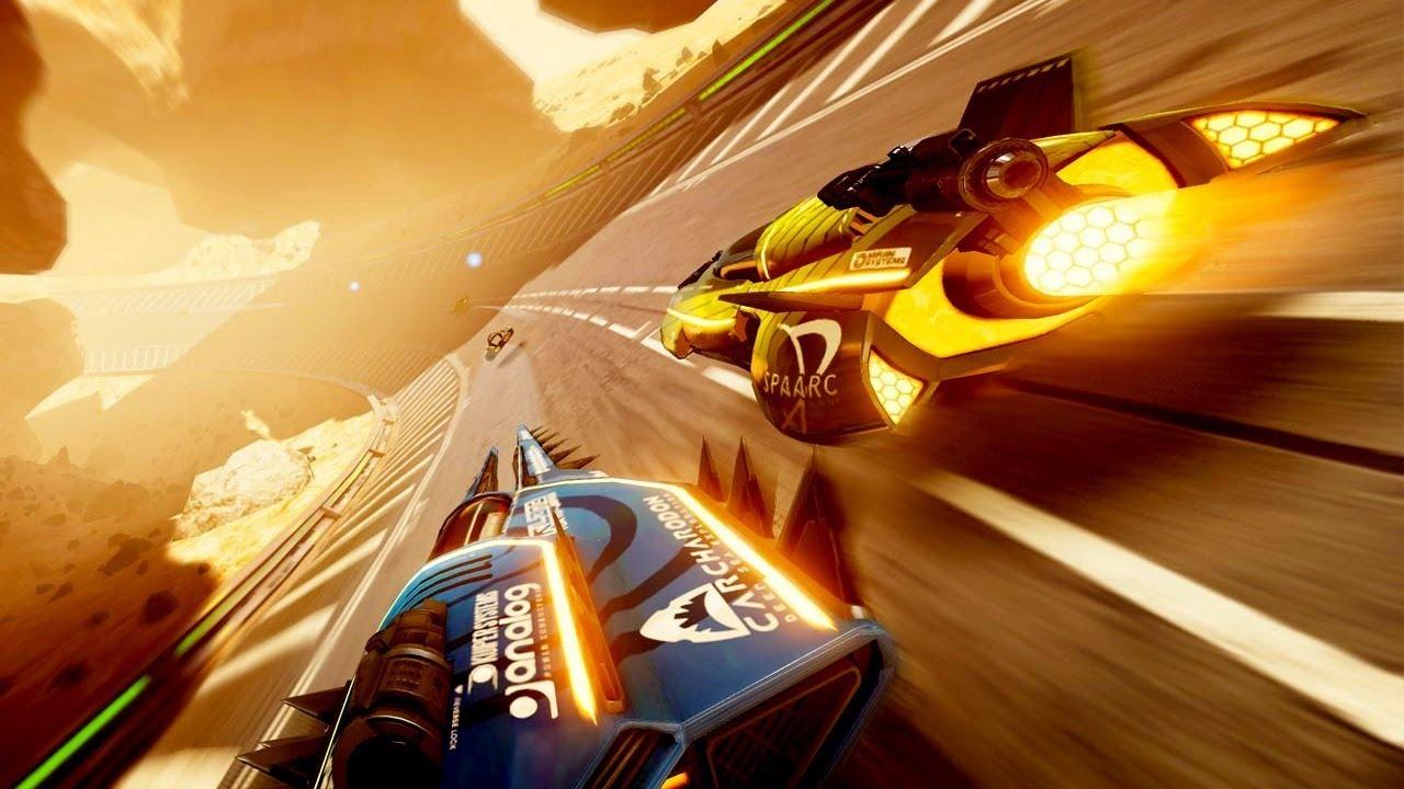 Fast Racing RMX Screenshot.jpg