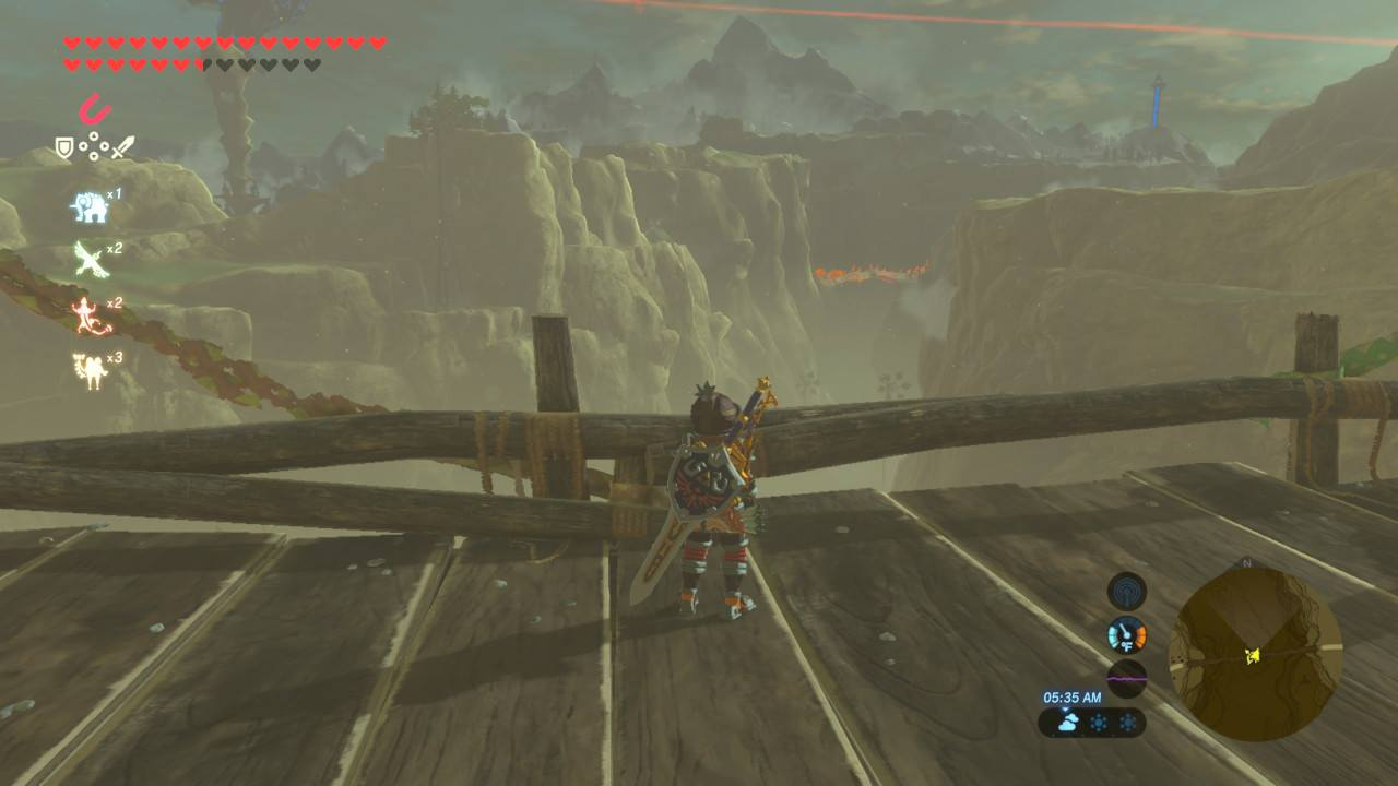 How to Farm Dragon Parts in The Legend of Zelda: Breath of