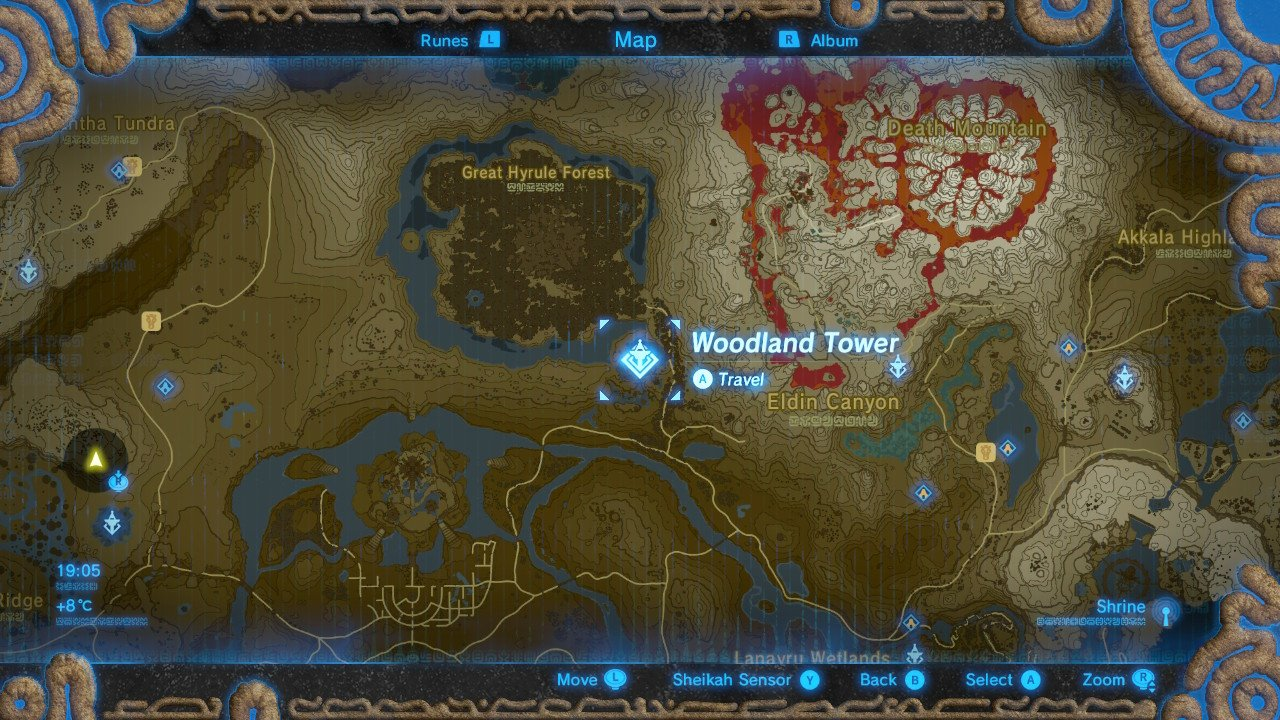 How To Find The Master Sword In The Legend Of Zelda: Breath Of The