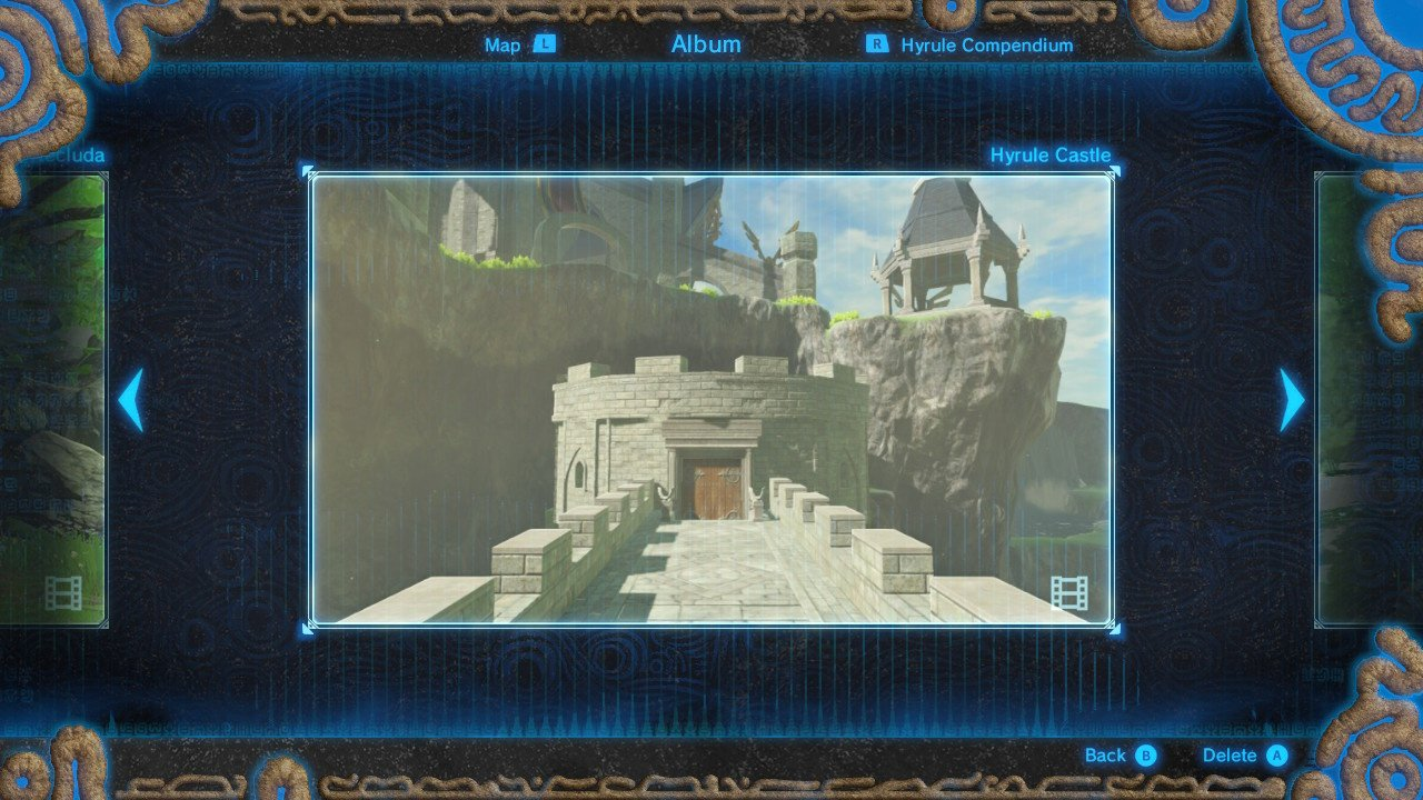 how to get breath of the wild master cycle location
