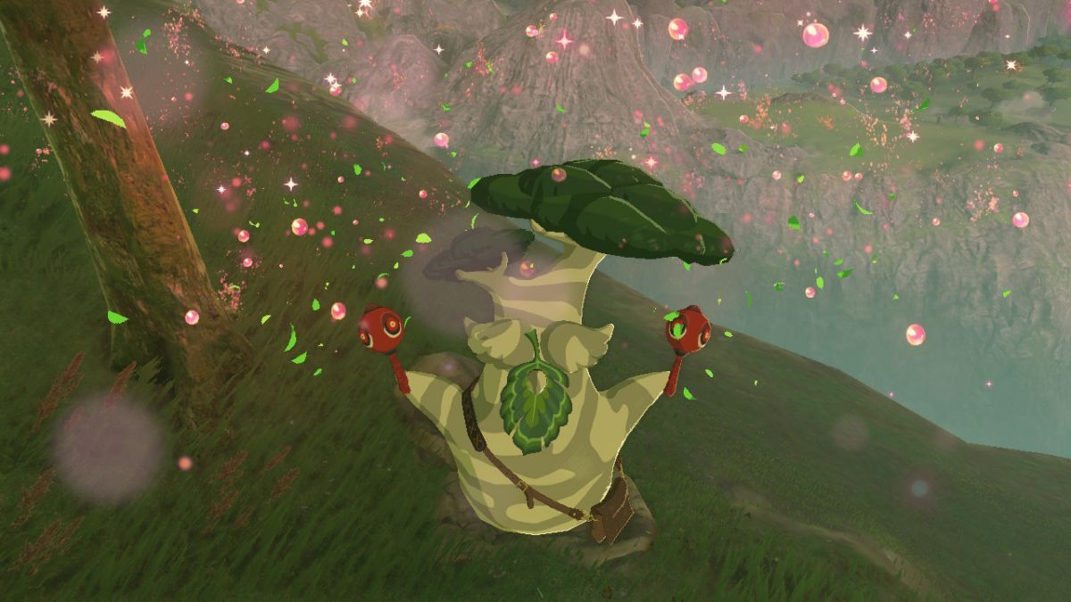 Here S What You Get For Collecting All 900 Korok Seeds In