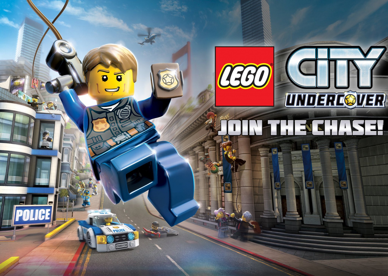 Lego City Undercover Causes Uproar for Requiring 13 GB Download