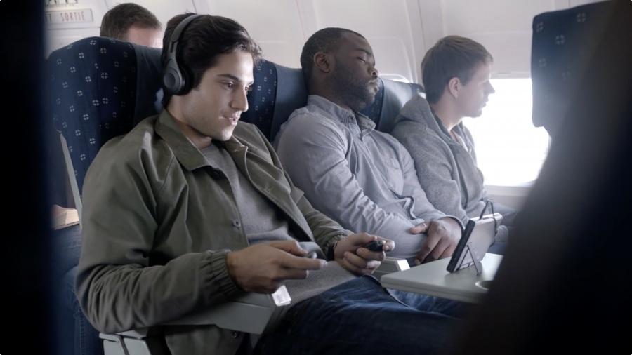 Nintendo Switch Plane