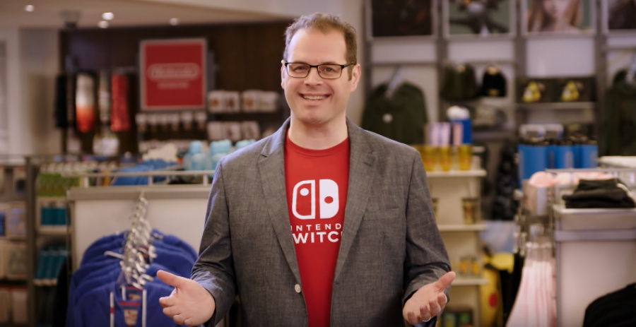 Nintendo is still welcoming Indies with a smile, but is aiming to be more active in curation