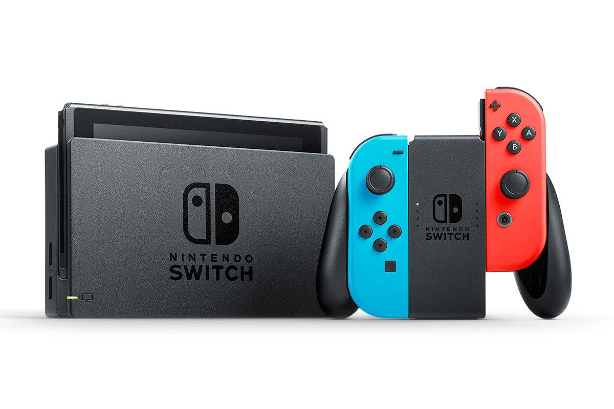 The Nintendo Switch Downloads Faster in Sleep Mode