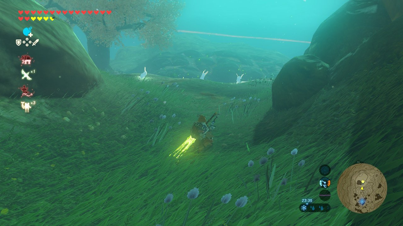 How To Catch The Best Mount In Zelda: Breath Of The Wild - Guide