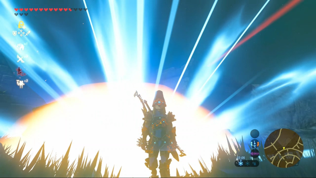 How To Defeat Guardians In The Legend Of Zelda Breath Wild