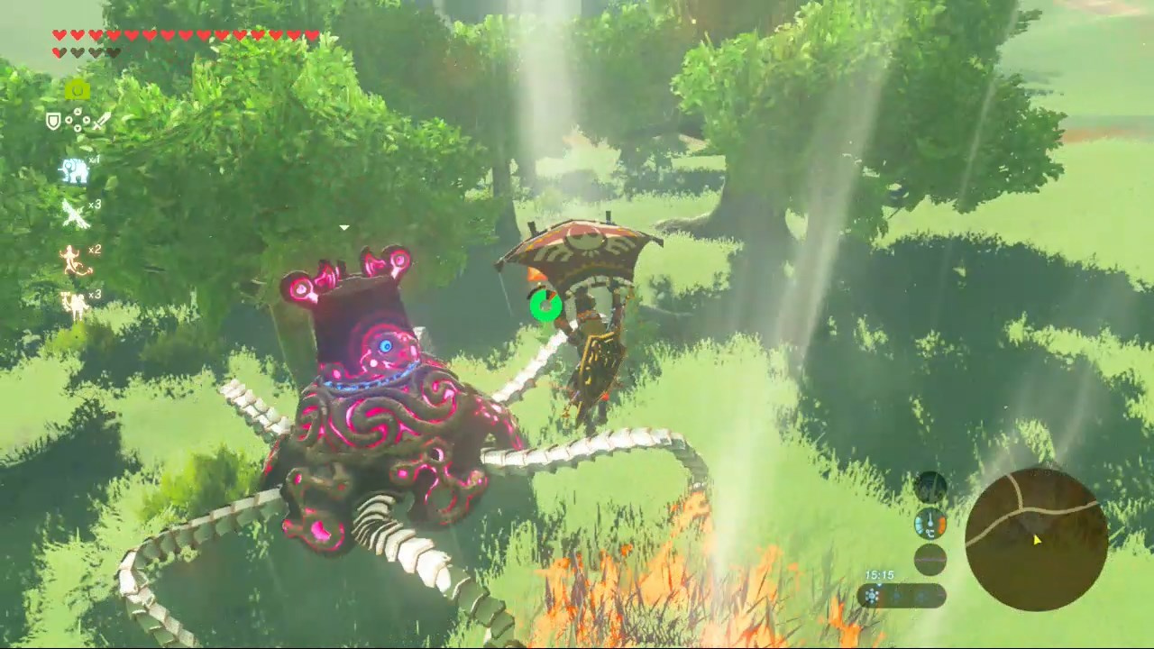How To Defeat Guardians in The Legend of Zelda: Breath of the Wild