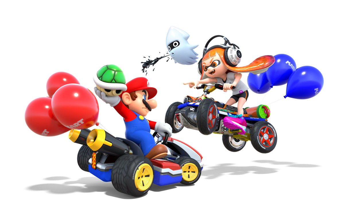 Tips For Getting Started In Mario Kart 8 Deluxe Guide