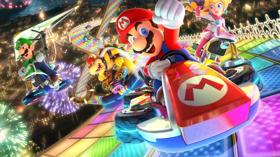 Target's Mario Kart 8 Deluxe Promotion Is Turning Stores Into Race Tracks