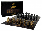 Article: The Legend of Zelda Custom Chess Set Now Available