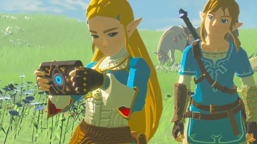 Taking A Deep Breath: Introducing The Voice Of Zelda