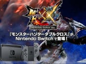 Article: Live Blog: Get a Look at Monster Hunter XX on Nintendo Switch