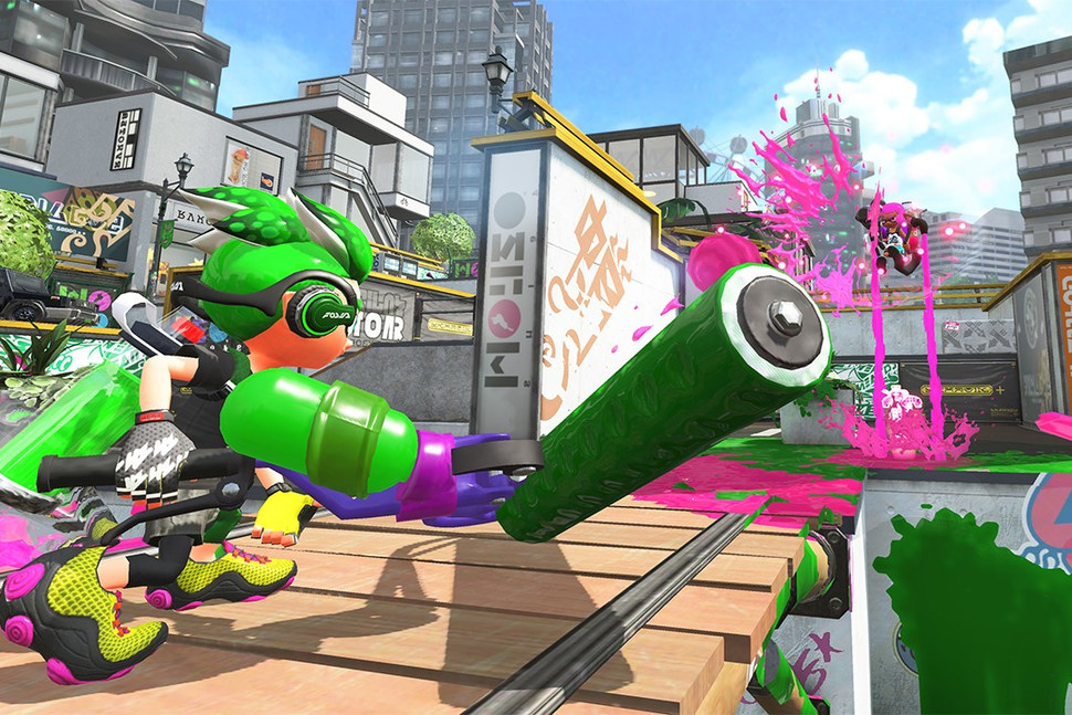 the maps offered in splatoon 2 will rotate more frequently
