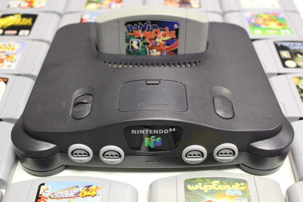 Congratulations Nintendo 64, You're A Proper Grown-Up Now - Nintendo
