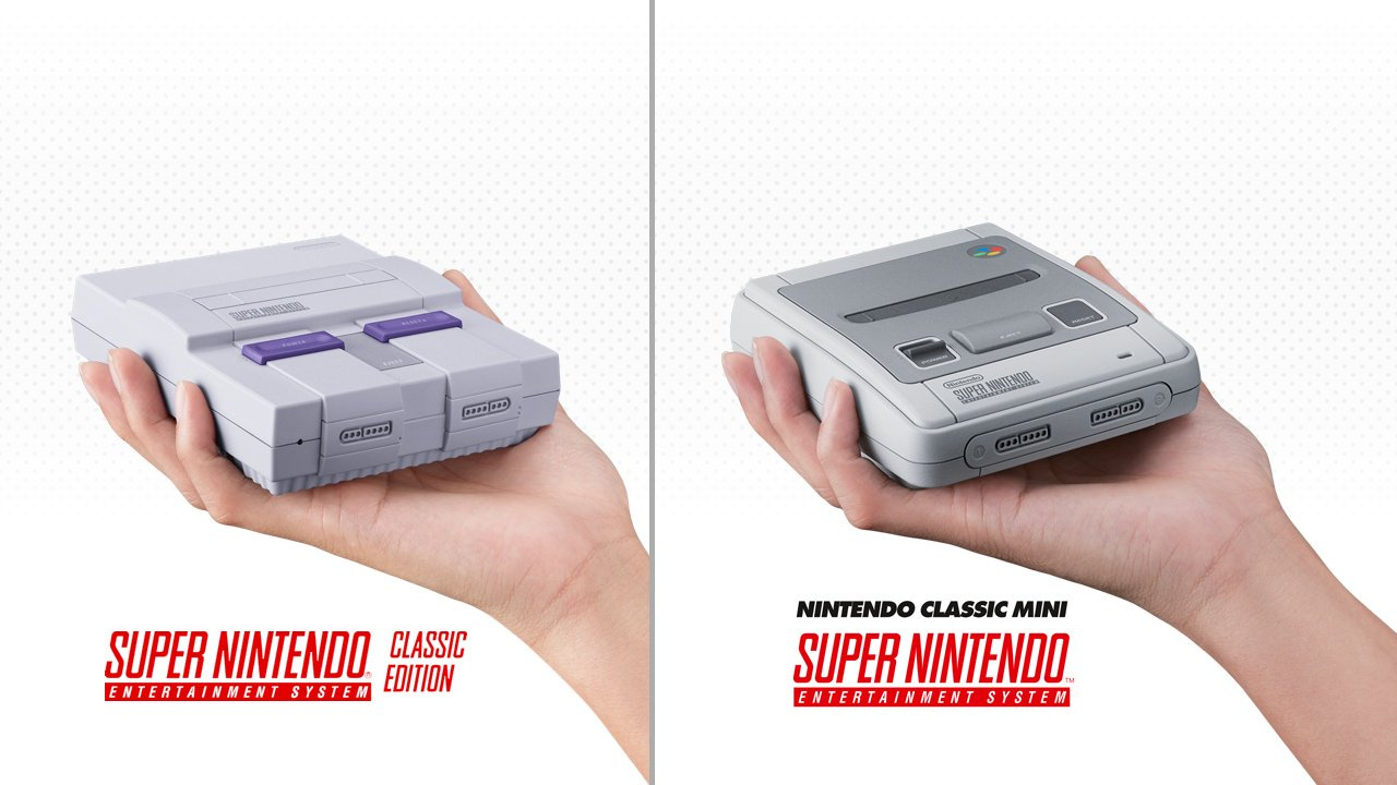 Everything We Know About The Super NES Classic Edition