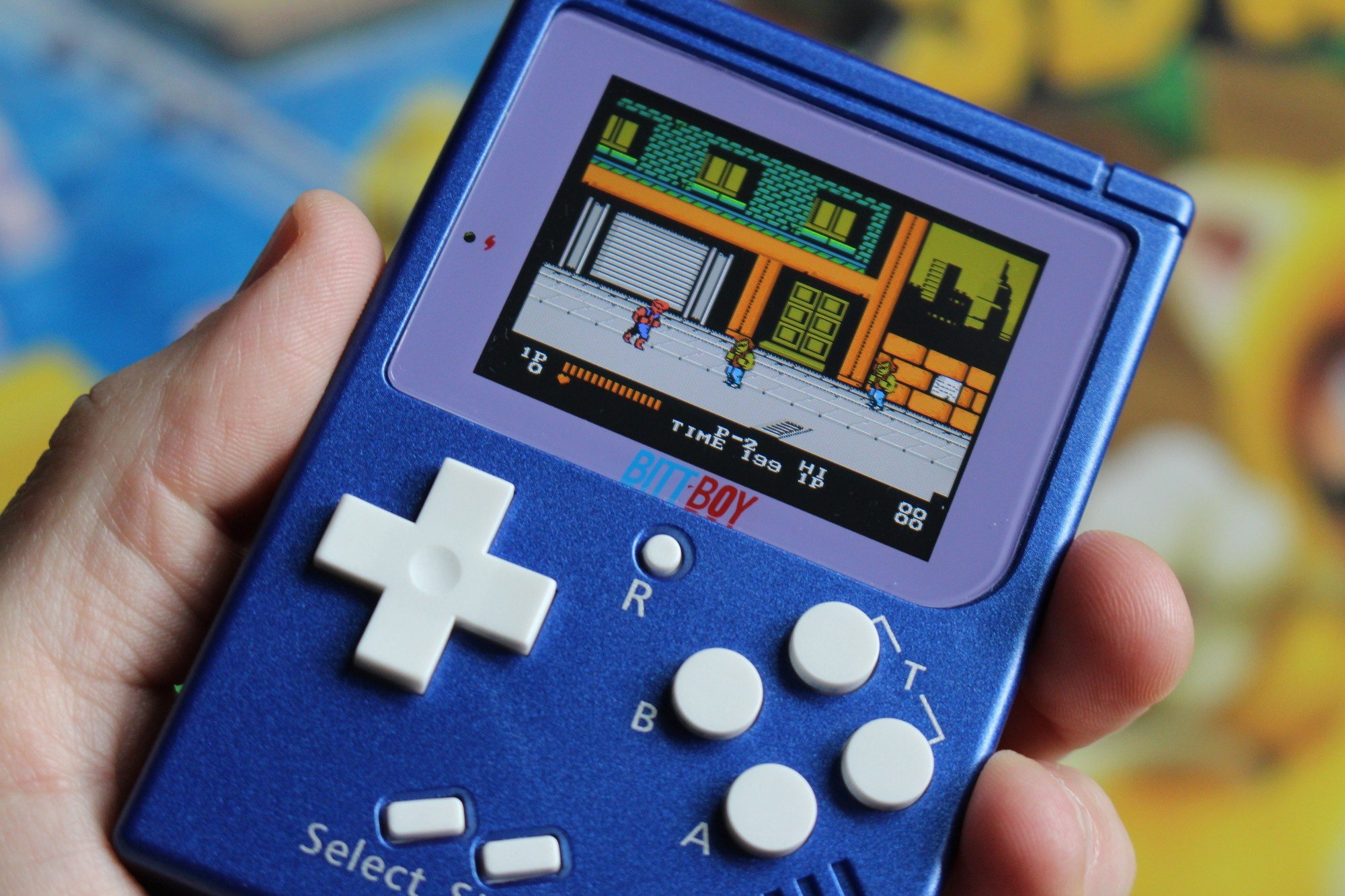Hardware Review Bittboy Portable Video Game Handheld