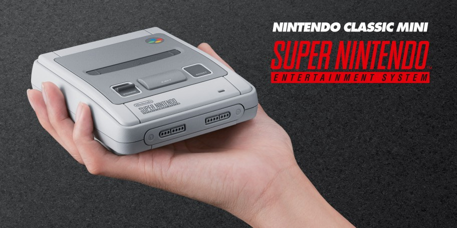 It Seems Argos Is Cancelling Some SNES Classic Mini Pre-Orders In